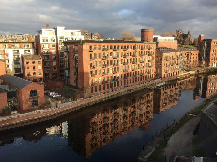 Leeds and the Canal