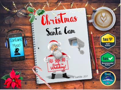 Christmas: Santa Cam