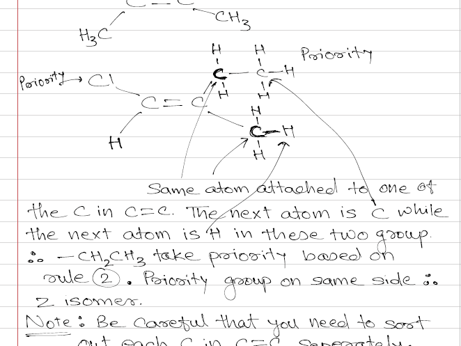 First year OCR-A chemistry notes
