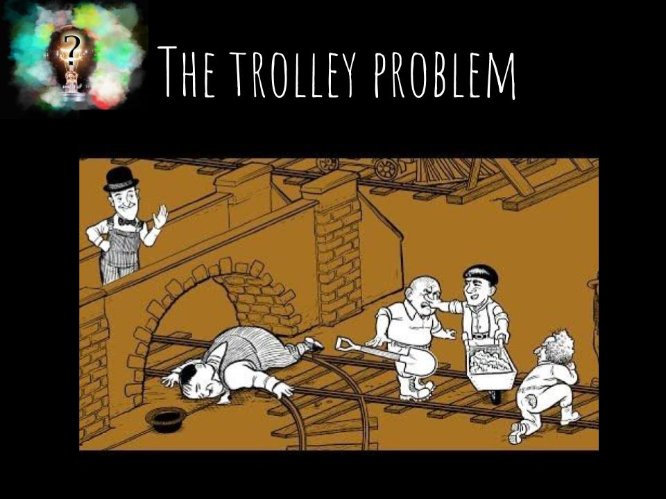 Philosophy for Children - The Trolley Problem P4C