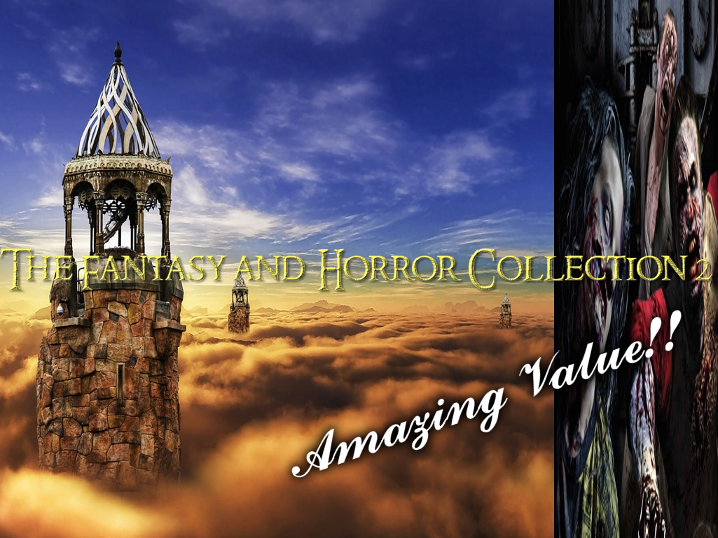 The Fantasy and Horror Collection 2