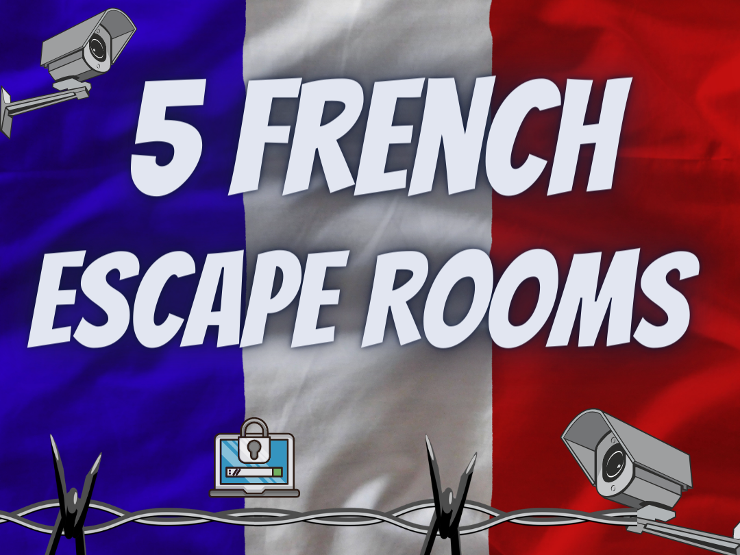 French Revision Escape Rooms