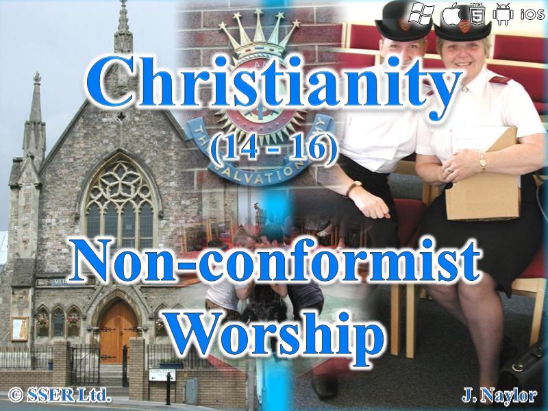 Christianity - Non-conformist Worship