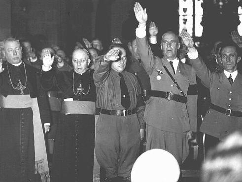 *Updated* Christians and Religion in Nazi Germany