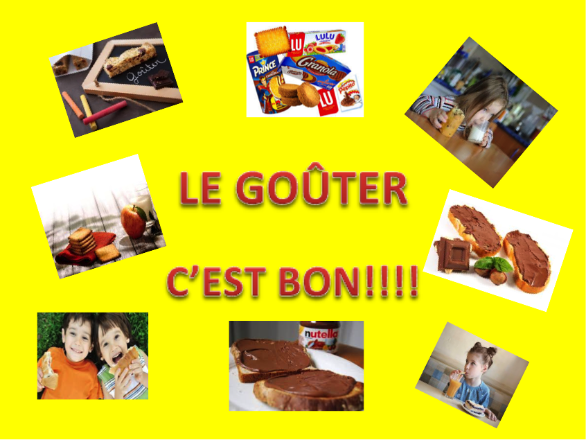 Le goûter: the french traditional after school snack