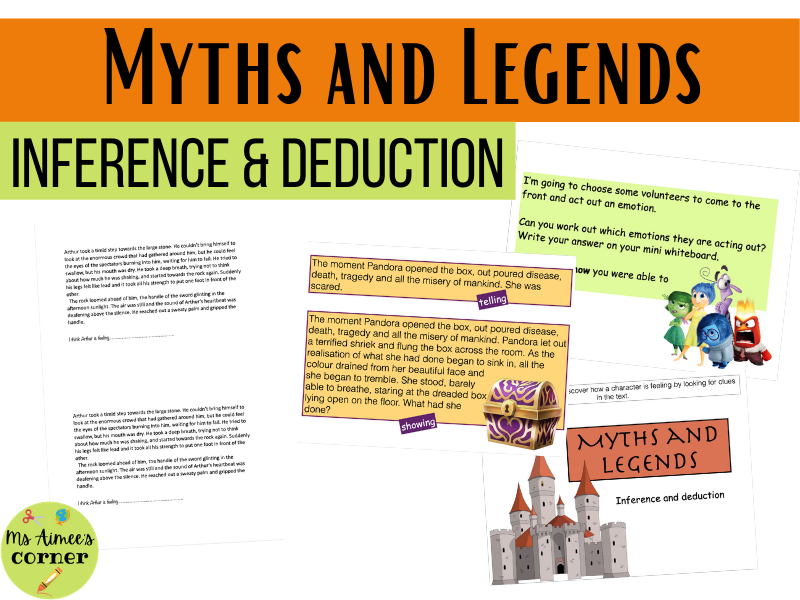 Myths and Legends: Inference and Deduction