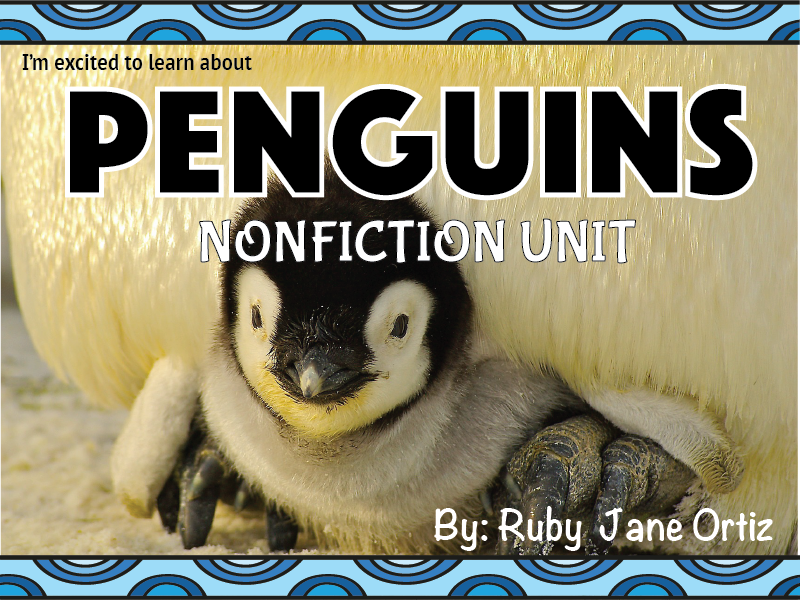 Penguin Nonfiction Unit