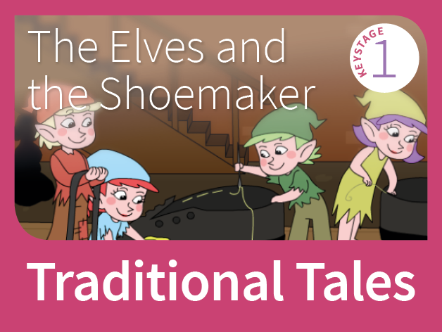 The Elves and the Shoemaker - Classic Fairy Tales  (Traditional Tales)