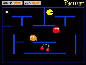 Pacman Challenge (Scratch)