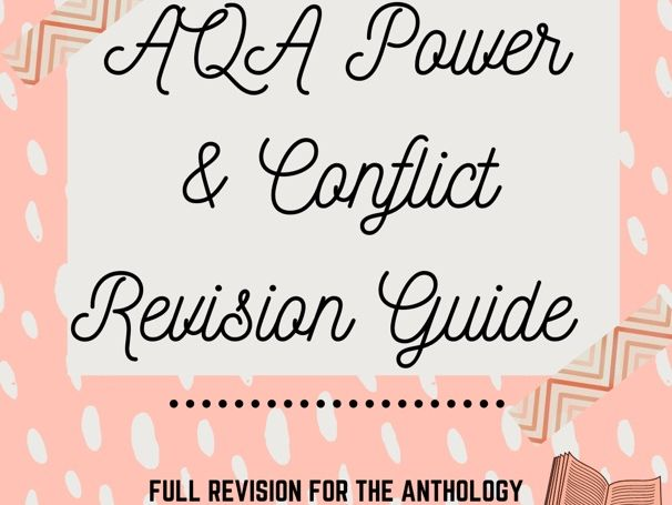 AQA Power & Conflict Revision Guide