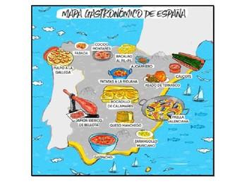 La Gastronomía -  Student work dossier