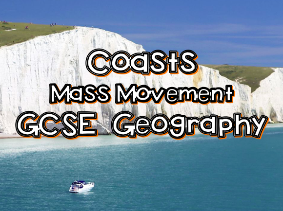Weathering and Mass Movement- Coasts