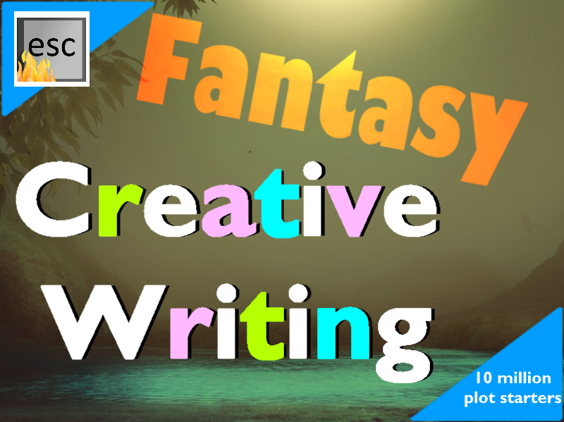 Fantasy Writing Prompt Plot Generator