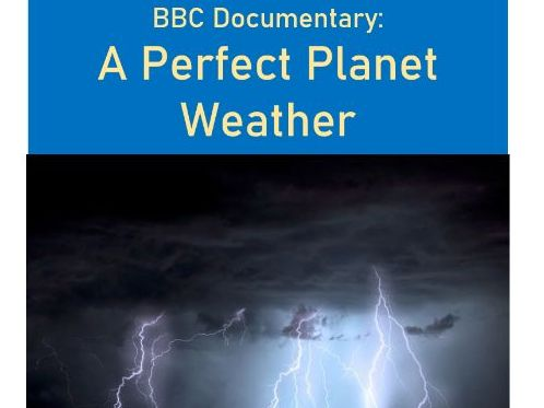 Perfect Planet - Weather
