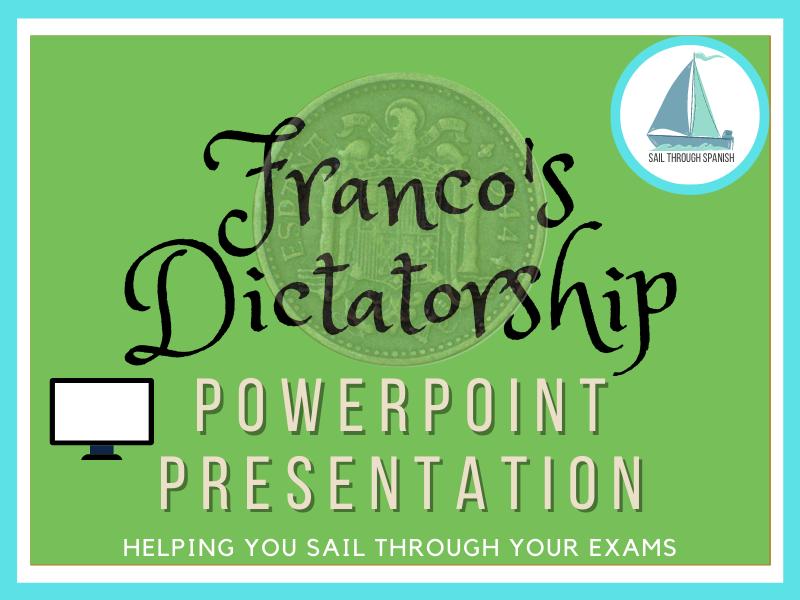 Franco Dictatorship: A Level PowerPoint Presentation