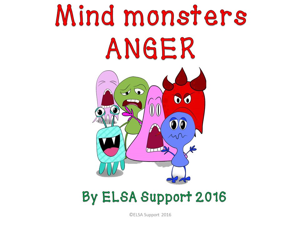 Mind Monsters -Anger management intervention