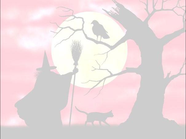 Halloween Poem: La Sorcière a froid au pieds