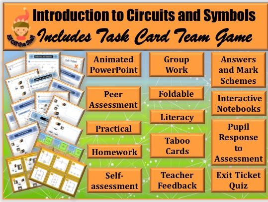 Electricity-Introduction to Circuits and Symbols KS3