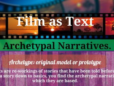Archetypal Narratives.