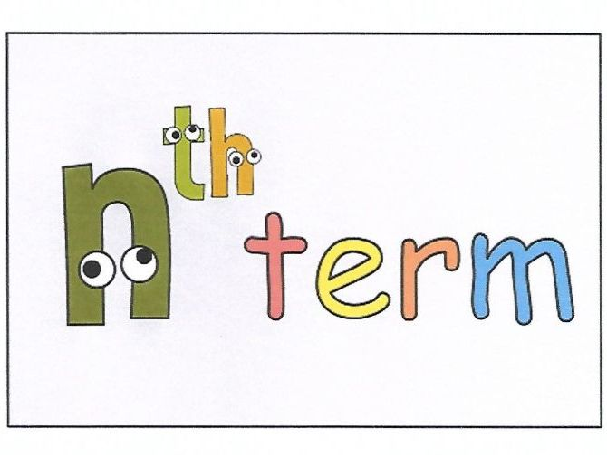 Sequences and the nth Term