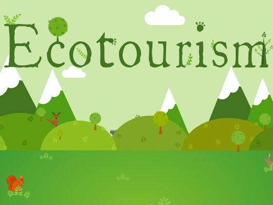 CCEA A2GG2 Option D Tourism - Element 3 - Ecotourism