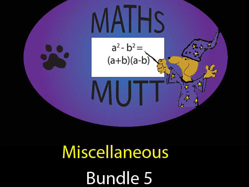 Miscellaneous Bundle 5