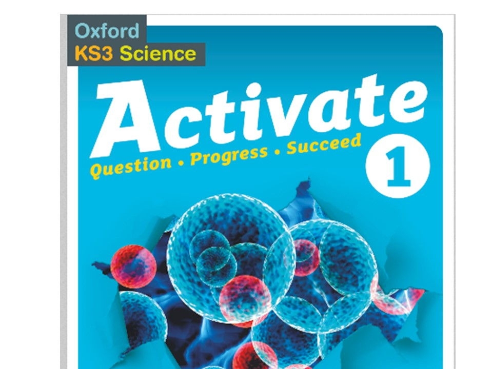 Activate 1 KS3 Biology Chapter 1 Cells