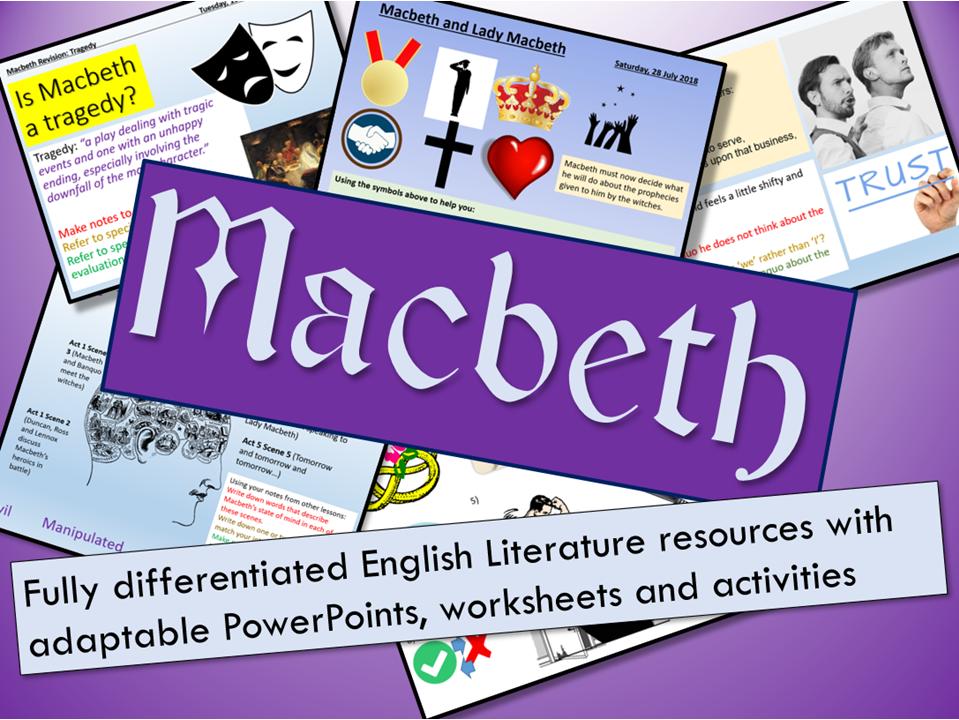 Macbeth - Macbeth Bundle