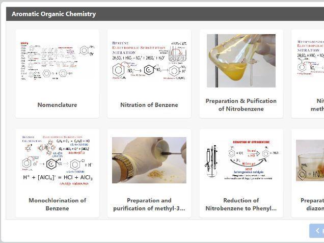 Aromatic Organic Chemistry
