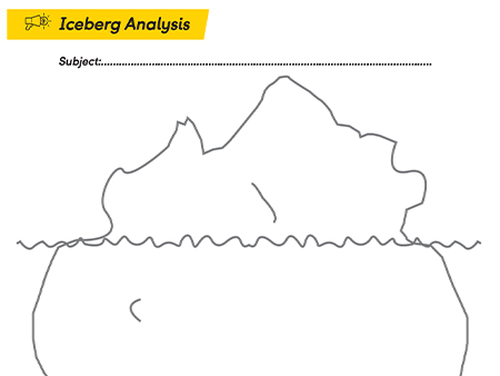 History Events: Iceberg Analysis