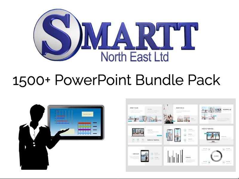 Powerpoint Templates | 1500+ PowerPoint Bundle Pack + Explainer Video Templates