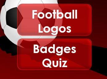 Tutor Time: Logos: Football Badges: Quiz