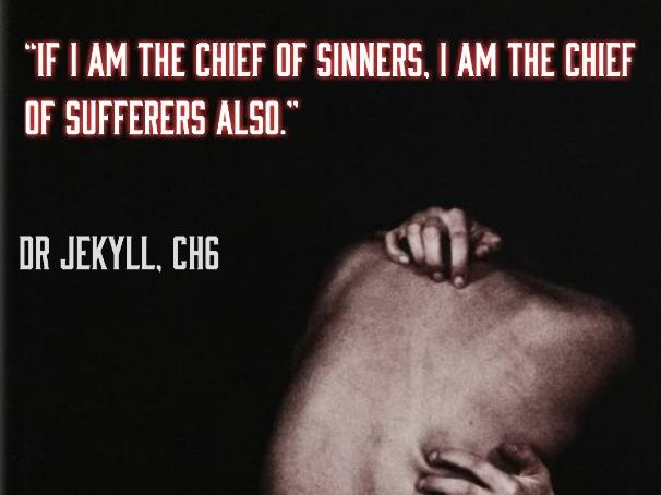 Jekyll and Hyde Model Essay - grade 8/9