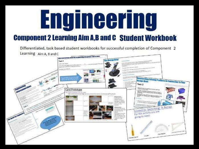 GCSE BTEC Engineering (Level 2) Component 2 Resources