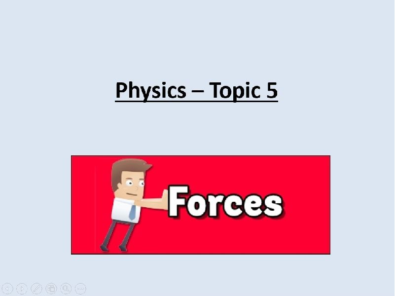 NEW AQA PHYSICS GCSE - FORCES - (Full Chapter)