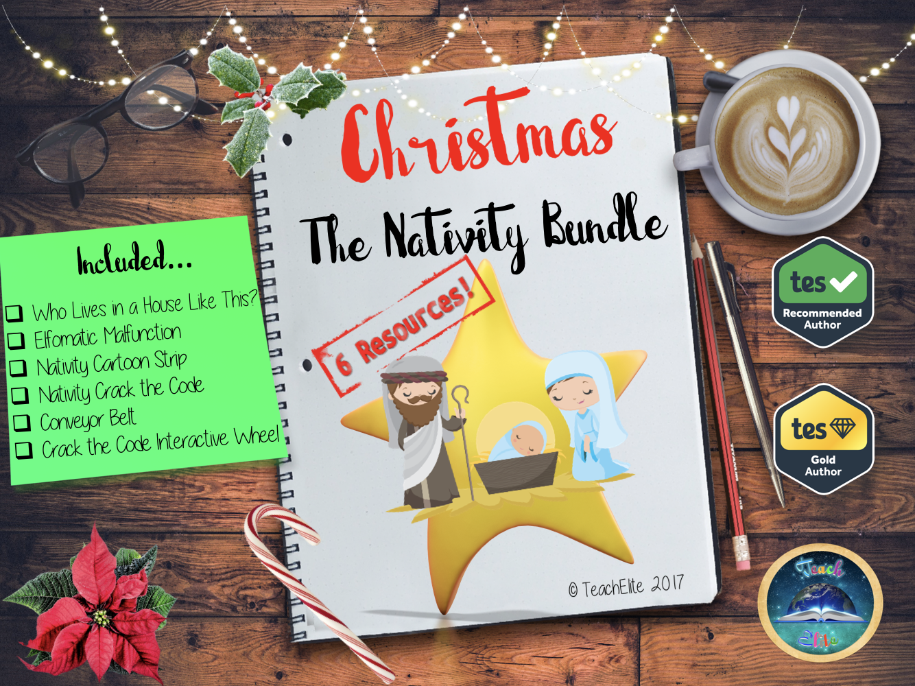 The Nativity Bundle