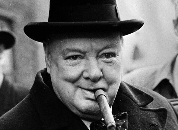 Churchill in Pictures...