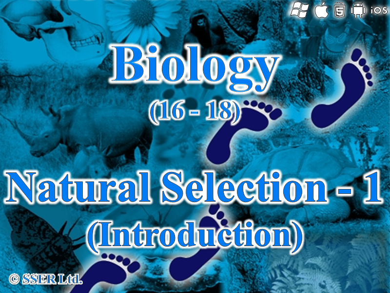 3.4.4 Natural Selection - 1 (Introduction)