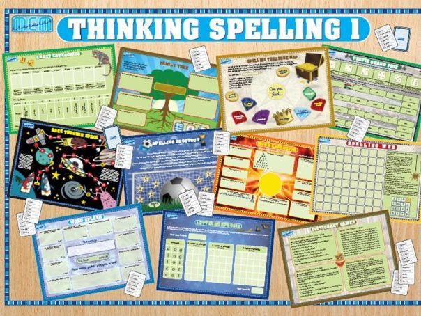 Thinking Spelling