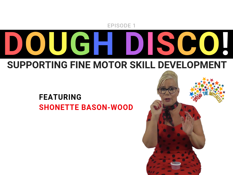 2 Part Series on using DOUGH DISCO! Watch on YouTube
