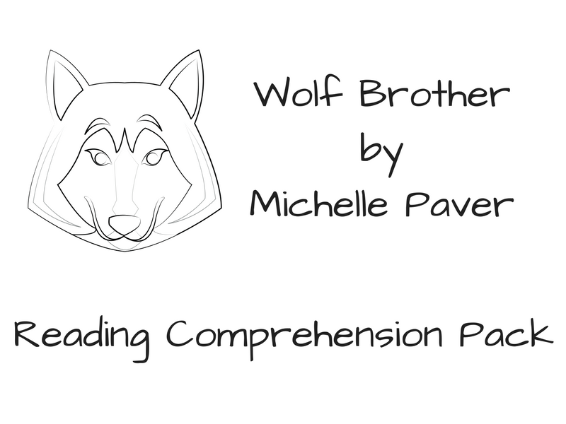 Wolf Brother - Reading Comprehension