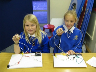 KS2/3 Electricity - Make & Test a Wire Loop Game