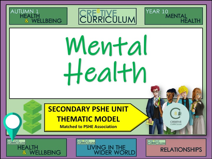 Thematic PSHE Mental Health
