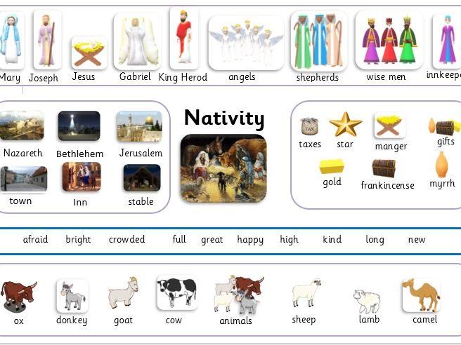 Nativity Resource Pack