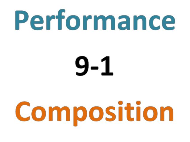 9-1 Grade descriptors for Music - Classroom display GCSE