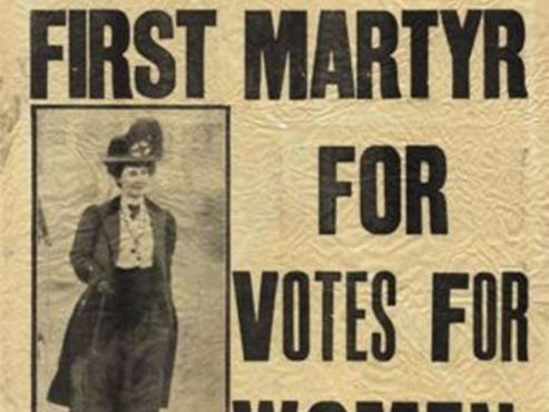 KS3 History Assessment: Why are these interpretations of Emily Davison different?