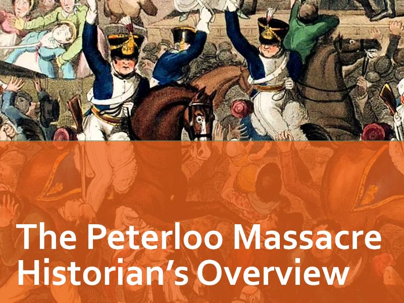 Peterloo Massacre Overview