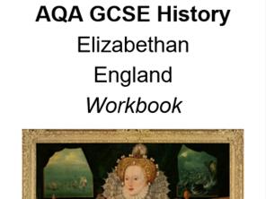 AQA History GCSE Workbook: Elizabethan England
