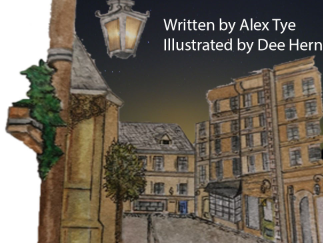 Illustrated Children's Book: The Lampkeepers and Five Chapter Reading Comprehensions KS2