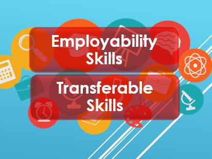 Employability Skills: Skills and Qualities: Transferable Skills  Key Words: Skills and Qualities